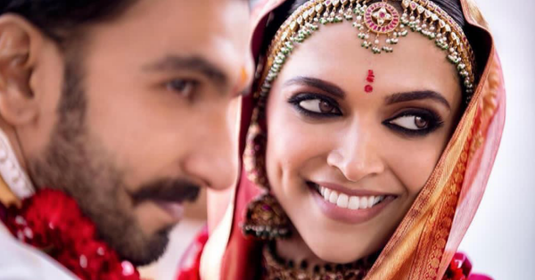 Deepika Padukone  Wedding  makeup  DeepVeer  artist  smokey eye  bridal smokey eye FB