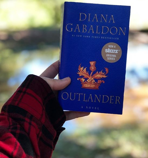 05 romantic and erotic novels - the outlander