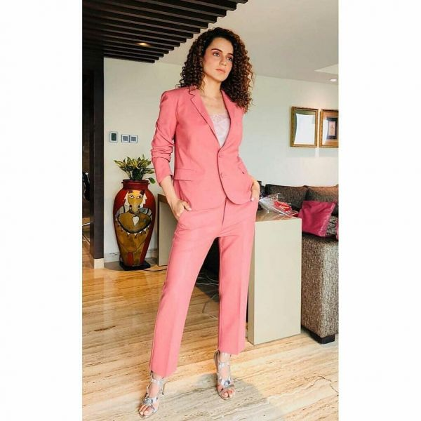 Kangana-Ranaut-Pink-Powersuit