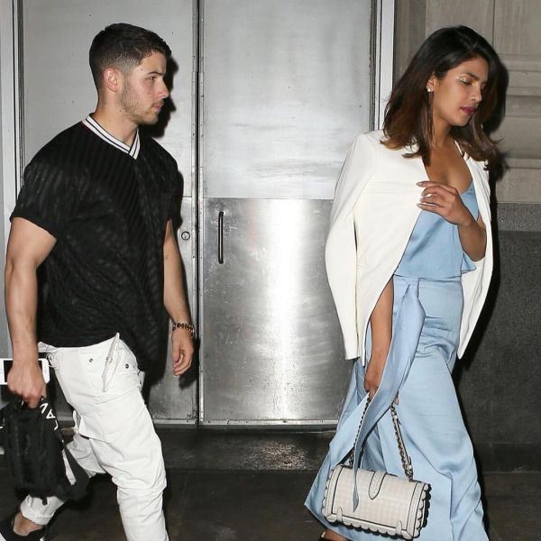 Priyanka And Nick's Love Story- Instagram hints