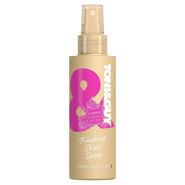 Toni   Guy Glamour Moisturising Shine Spray