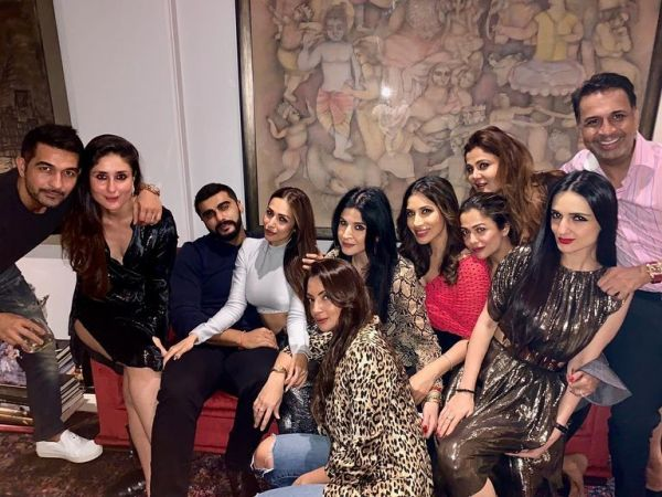 Arjun Kapoor is finally opening up about malaika arora - Arjun Malaika party with maheep kapoor