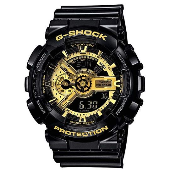 Birthday gifts for younger brother- Gshock