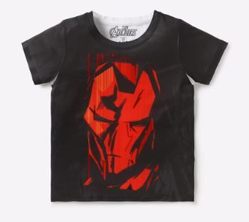 Birthday gifts for younger brother- Iron Man tee
