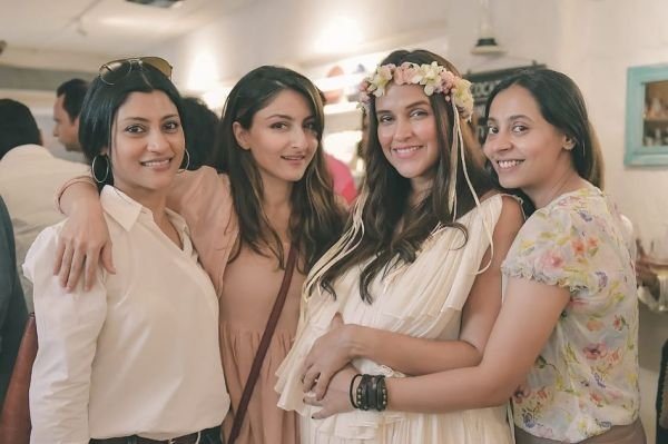5-Neha-Dhupia-goes-back-to-work-Neha-baby-shower