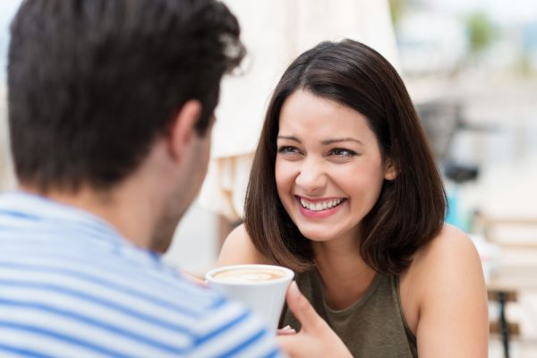date ideas for couple-fun first date-coffee date