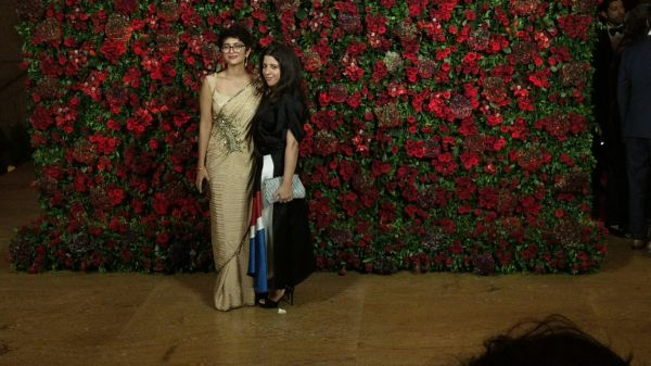 Bollywood celebs at deepveer reception - kiran rao and zoya akhtar