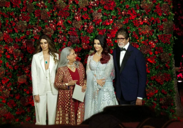 Here Are The People Who Missed DeepVeer Reception And Why 4