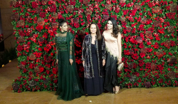 Here Are The People Who Missed DeepVeer Reception And Why 5
