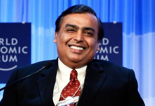 mukesh ambani-reliance