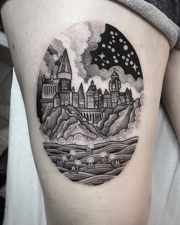 13-tattoo-ideas-hogwarts-tattoo-harry-potter