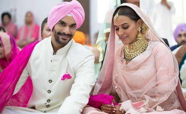 Celebrity-Wedding-Makeup-Look-Neha-Dhupia