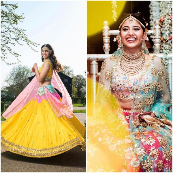 best-bridal-lehenga-designers-2018-papa-dont-preach-shubhika