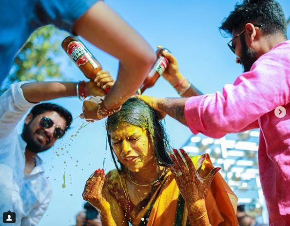 best-shaadi-moments-2018-beer