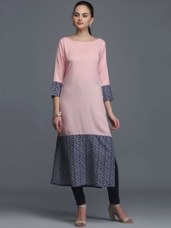 19-neck-designs-for-kurtis-Boat-Neck
