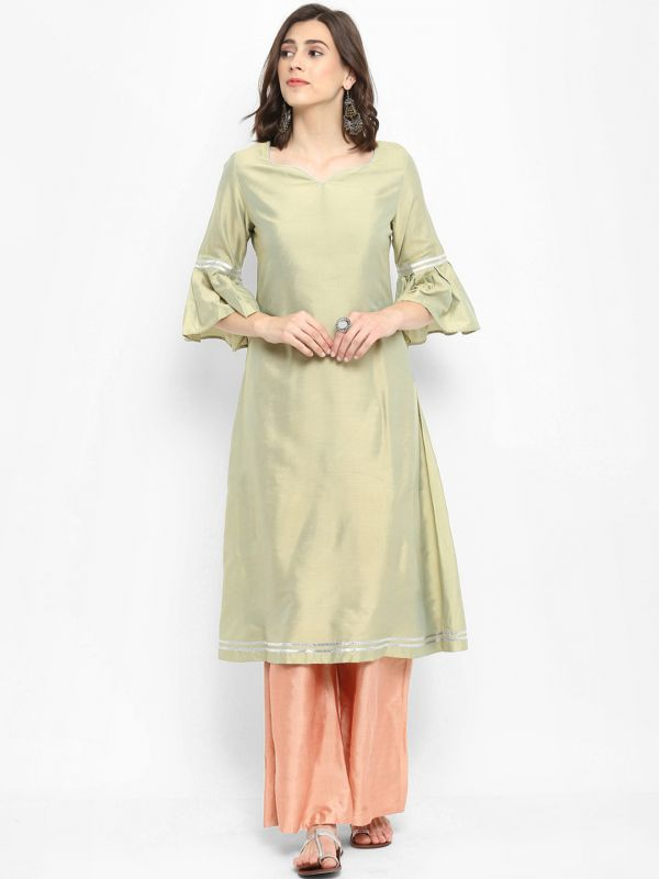 27-neck-designs-for-kurtis-Sweetheart-Neck