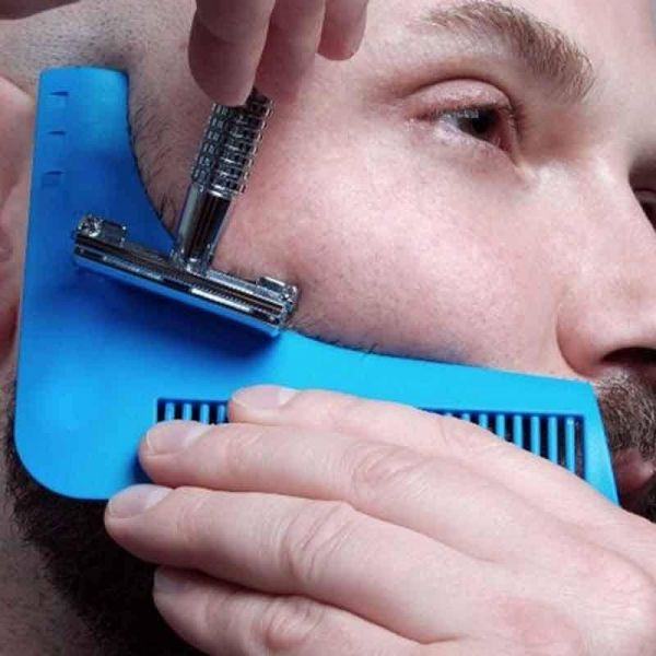 38 valentine's day gift for boyfriend - beard shaper