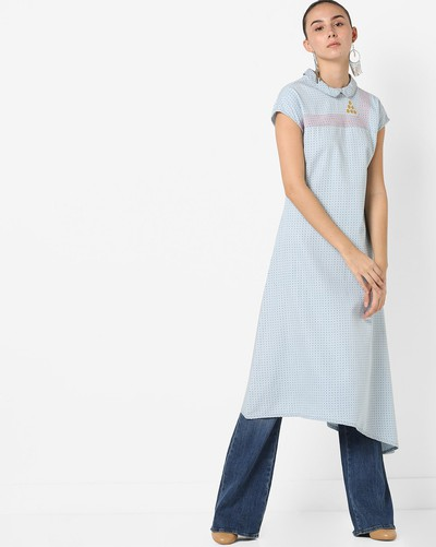 neck-designs-for-kurtis-Peter-Pan-Collar