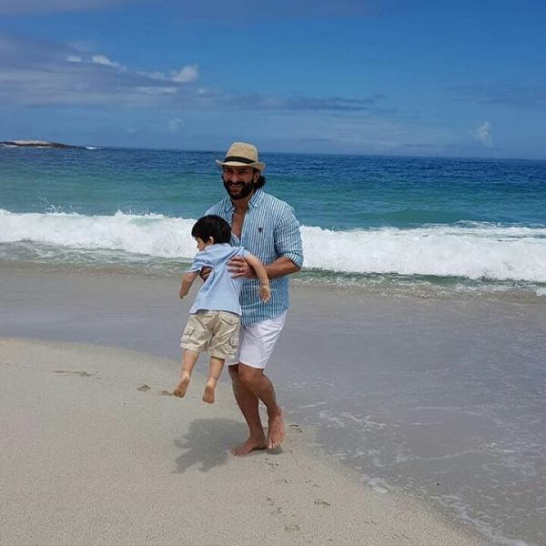 12-taimur-second-birthday-taimur-on-the-beach-with-saif