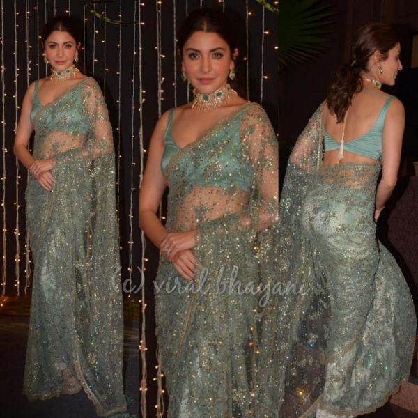 PC Reception - Anushka