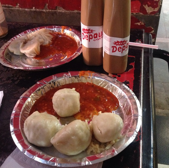 janpath - dpauls and momos