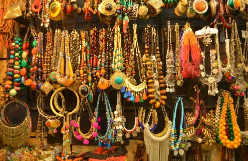 janpath - junk jewellery