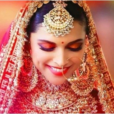 Deepika Indian Bridal look