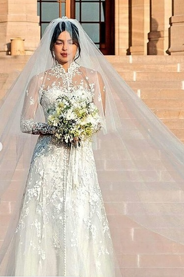 Priyanka Wedding Dress