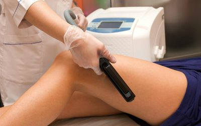 how to get rid of scars on legs laser