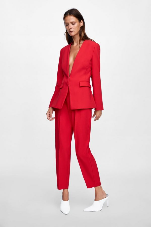 10-farewell-dresses-red-pantsuit