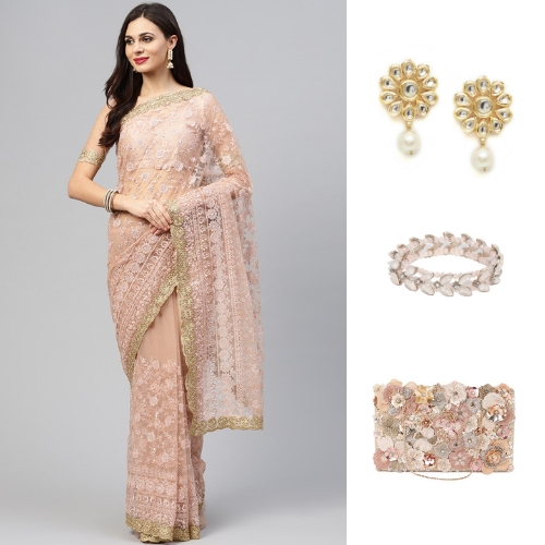 17-farewell-dresses--how-to-style-a-net-saree
