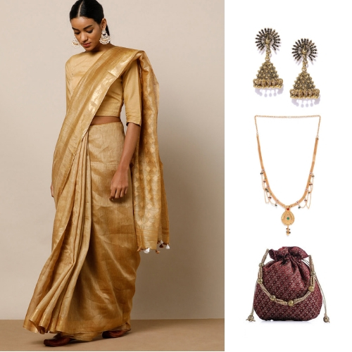 18-farewell-dresses--how-to-style-a-gold-saree