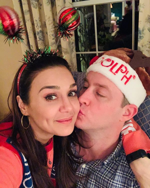 Bollywood Christmas- Preity Zinta