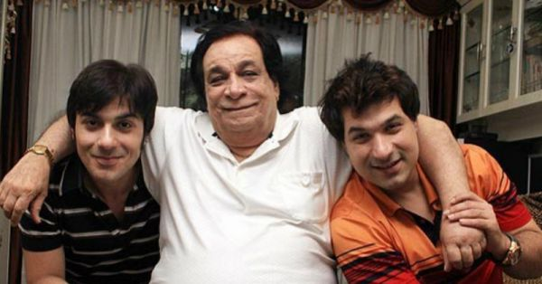 FB kader khan passed away at the age of 81