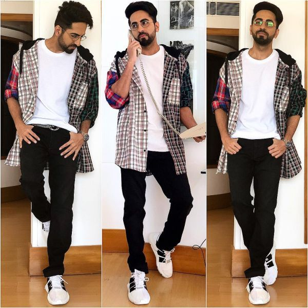 10-ayushmann-khurrana-how-to-style-a-checked-shirt