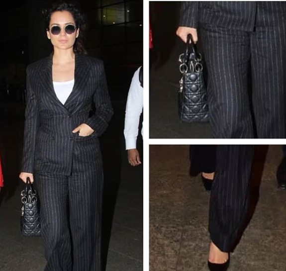 2-Kangana-Ranaut's-Airport-Look-Proves-That-All-Black-Is-Anything-But-Boring