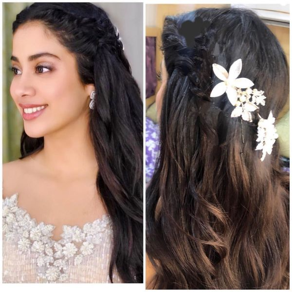 Best Celebrity Inspired Hairstyles For Bridesmaids Popxo