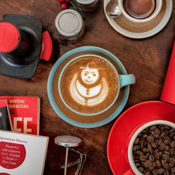 7-hangout places in hyderabad-The-Roastery-Coffee-House