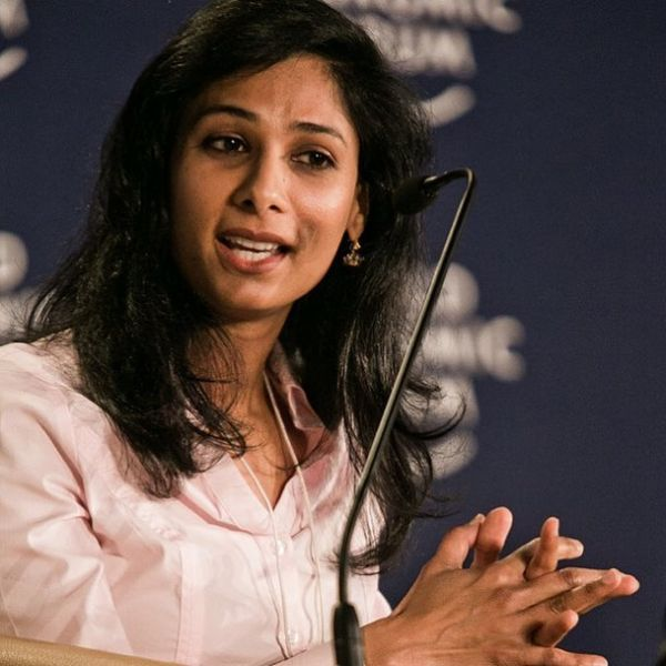 Gita Gopinath Becomes The First Ever Female Chief Economist Of The IMF- Gita