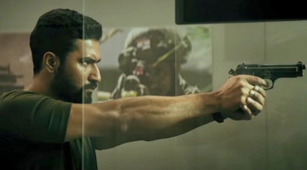 uri movie review - vicky kaushal