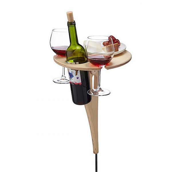 19 gifts for father - Outdoor Wine Table