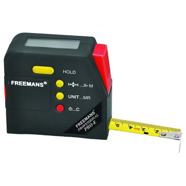 23. gifts for father - FREEMANS Digital Measuring Tape