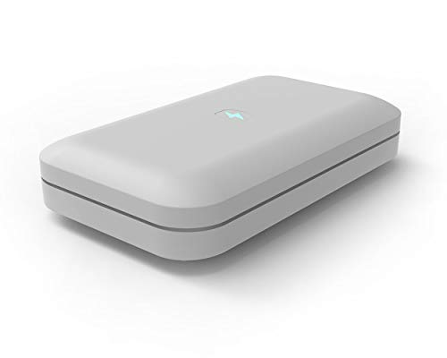 25. gifts for father - Phonesoap 3.0 - UV Light Sanitizer and Charger-White
