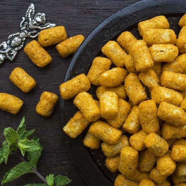 3 Gifts for father - Quinoa-Masala-Puffs