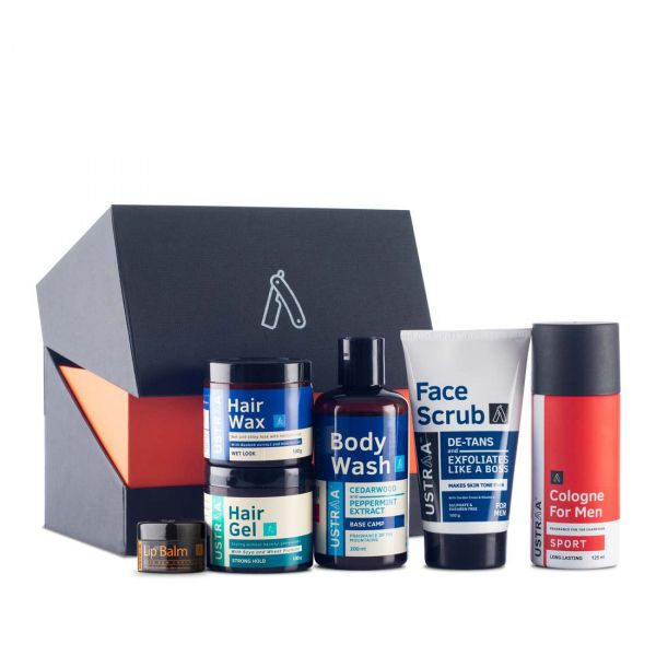 4. gifts for father - Complete Grooming Kit