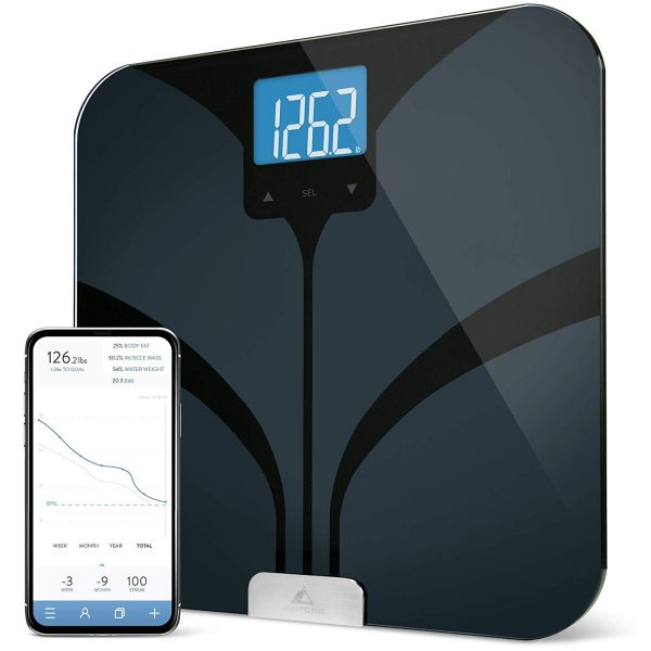 8 gifts for father - Weight Gurus Bluetooth Smart Body Fat Scale