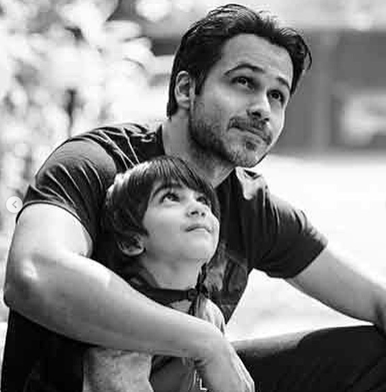 2 emraan hashmi s son ayaan is now cancer free