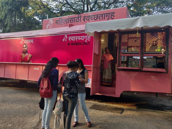 6 Meet Ulka Sadalkar  The Woman Who Is Make Bharat Swachh One Toilet At A Time - mobile toilet