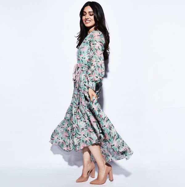 1-bhumi-pednekar-beach-wedding-toga-dress