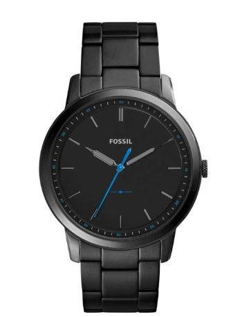 fossil-analogue-watch-black